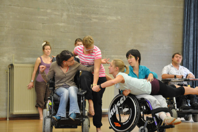 Inclusive dance projects