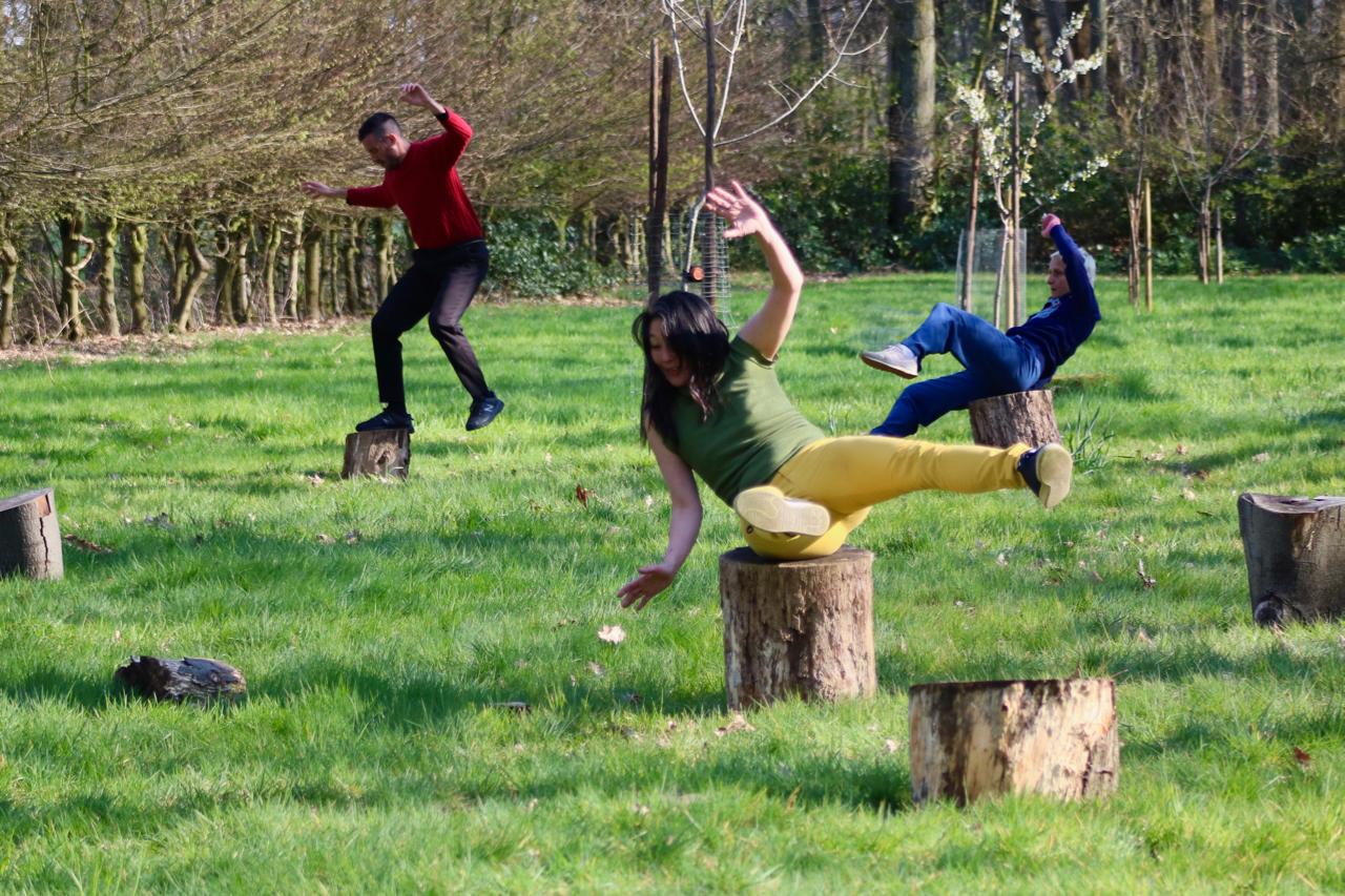 Dans op Wandel - Nat Gras